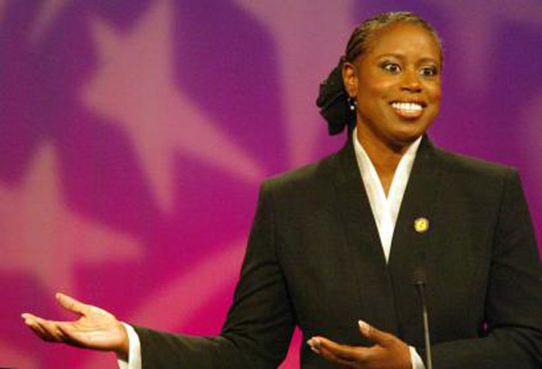 Cynthia Mckinney {Greenferret.com}