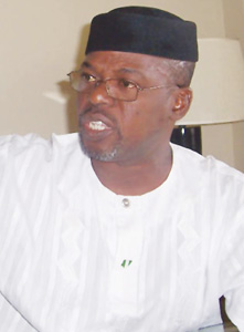 Ekiti State Governor, Mr. Segun Oni {Punch}