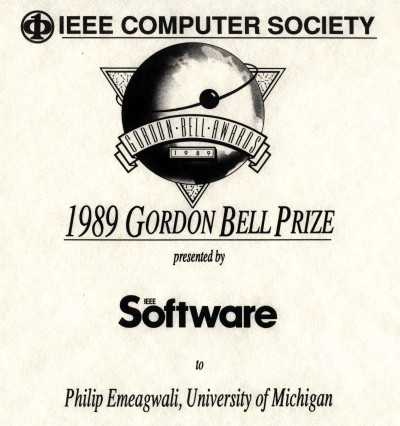 1989-gordon-bell-prize-presented-to-philip-emeagwali