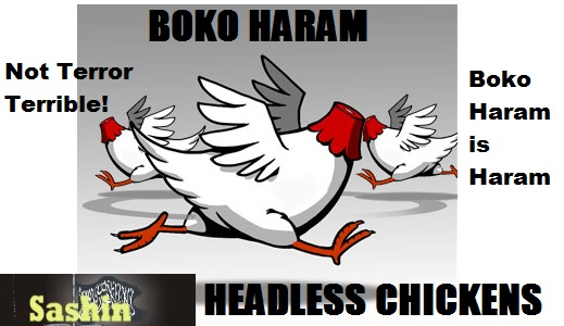 boko haram headless chickens