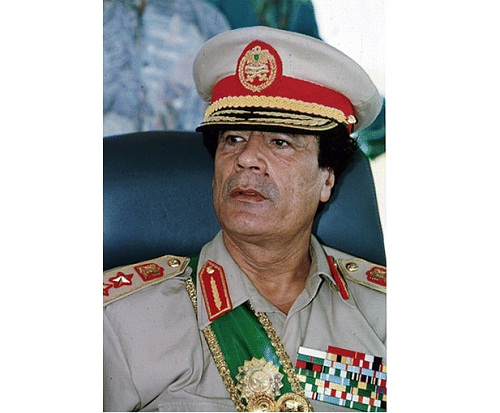 Col. Gaddafi (killed)