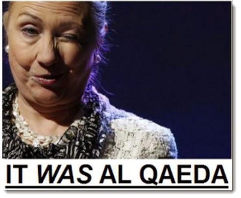Hilary Clinton al qaeda